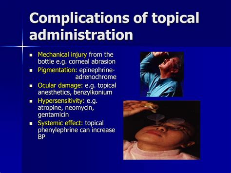 ocular pharmacology  toxicology powerpoint