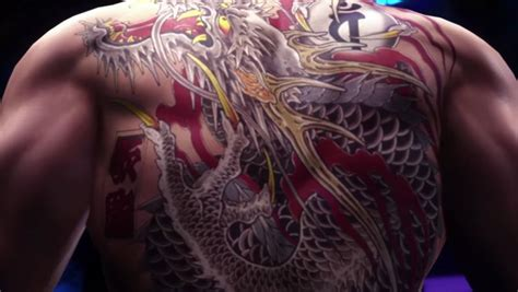 tattoos  yakuza kotaku uk