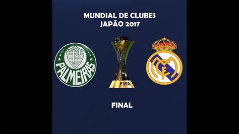 Palmeiras X Real Madrid Final Do Mundial De Clubes Chamada ...