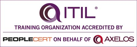 Itil Certified Resume Logo by Itil Courses New Horizons