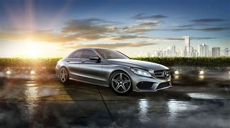 Mercedes C Class Sedan Backgrounds by The All New 2015 Mercedes C Class 4matic Sedan In