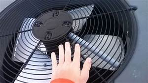 January 3  2012 Goodman Repair Series 5   Condenser Fan