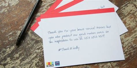 letters  service members thankskindly military