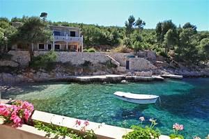 Chorvatsko apartmány přímo u moře
