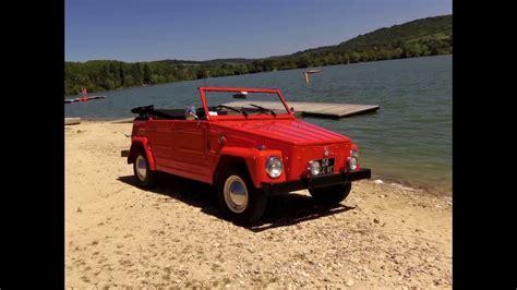 La Volkswagen 181 En Vidéo