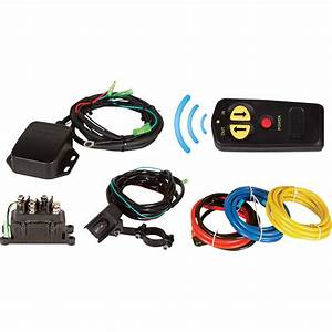 Champion Wireless Remote Winch Kit  U2014 4 500