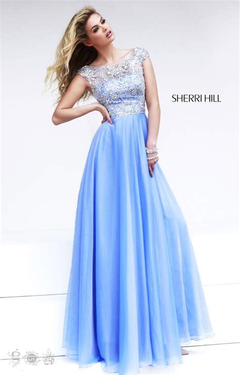 sherri hill   romantics dress prom dress
