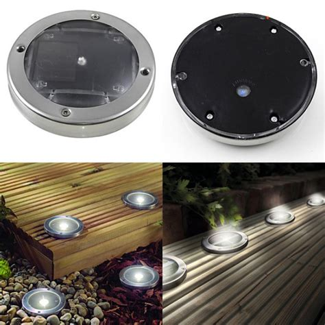 solar led deck lights buy white solar powered led deck lights of strictly led 39 s
