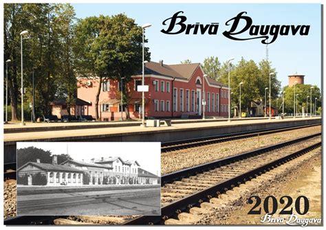 В календаре «Brīvā Daugava»-2020 снова фото - тогда и ...