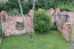 Steinmauer Garten Sichtschutz Gartendekorationen : alte steinmauer im garten gartens max ~ Sanjose-hotels-ca.com Haus und Dekorationen
