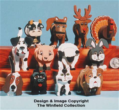 layered animal sets miniature layered animals pattern set