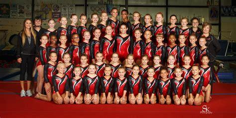 Women's Gymnastics Team - Gem City Gymnastics & Tumbling