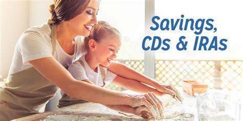 savings cds iras aaa banking