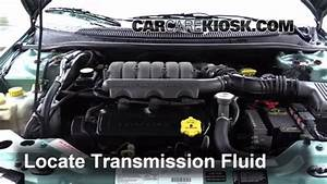 Service manual [How To Change Transmission Fluid 2004
