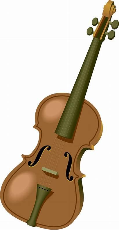 Violin Illustration