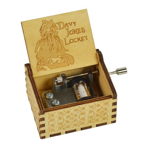 I have taken two different approaches to putting custom music on a cylinder. Davy Jones Locket Small Sound Custom Music Box Song | Nutake