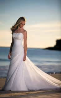 Beach Style Wedding Dress
