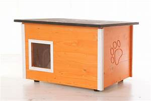 Katzenhaus Mit Heizung : katzenhaus katzenh tte mit heizung w nde boden isoliert farbe orange running rabbit ~ Pilothousefishingboats.com Haus und Dekorationen