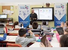 Classe digitale Smart Future Scuola