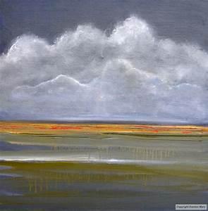 tableau peinture contemporaine paysage abstrait 60x60 With couleur gris bleu peinture 4 tableau peinture contemporaine paysage minimaliste