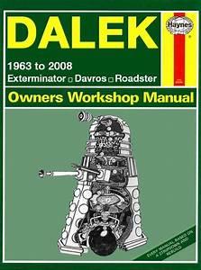 Dalek Cartoons