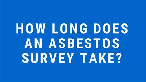 long   asbestos survey  asbestos testing