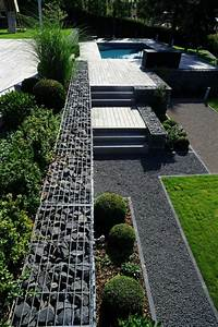 Gartengestaltung Mit Steinen Und Kies : moderne gartengestaltung 110 inspirierende ideen in bildern ~ Eleganceandgraceweddings.com Haus und Dekorationen