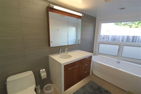 Mid Century Modern Bathroom Sinks by 3 Mid Century Bathrooms Remodeled Mid Century Modern Remodel