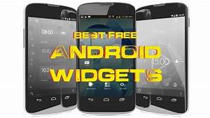 20 Best Android Widgets