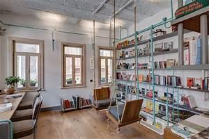 FiL Books Book Store Coffee Shop In Istanbul Design