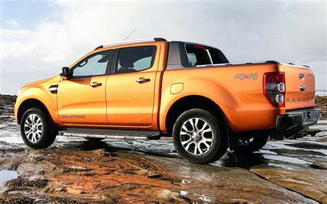 2018 Ford Ranger To Be Released In Late 2018early 2019