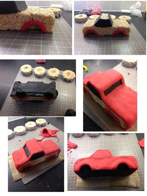 monster truck cake instructions     monster