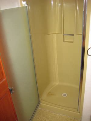 How To Remove Fiberglass Shower - starting a bathroom remodel shower removal
