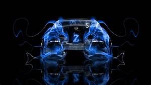 Nissan 350Z JDM Tuning Fire Abstract Car 2013 el Tony