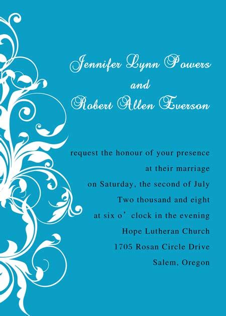 indian wedding reception invitation wording cheap simple wedding invitations online part 4