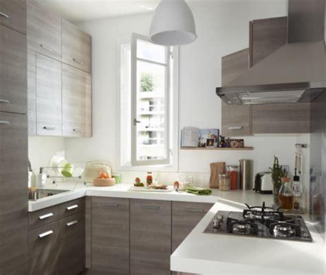 petites cuisines photos aménager une cuisine immobilier