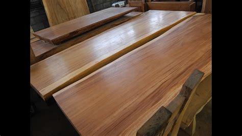 acacia wood furniture acacia table top youtube