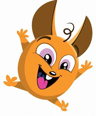 Nutri Ventures Characters Cartoon Laranja Kaylor Blakley