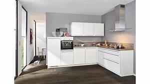 Brigitte einbaukuche l kuche inkl e gerate 1511 for Einbauküche mit ger ten