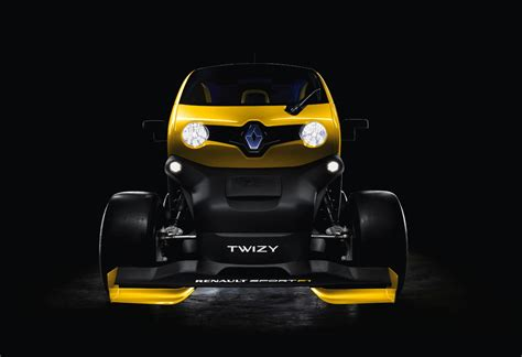 renault twizy f1 renault twizy rs f1 concept racecar inspired city car