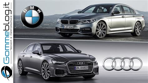 Audi A6 (2019) Vs Bmw 5series (2018)  Interior And