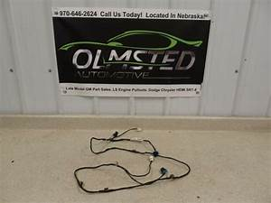 2004 2005 2006 Pontiac Gto Fog Light Wiring Harness Oem Gm