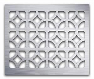 Grille Metal Decorative : perforated grilles archives aag ~ Melissatoandfro.com Idées de Décoration