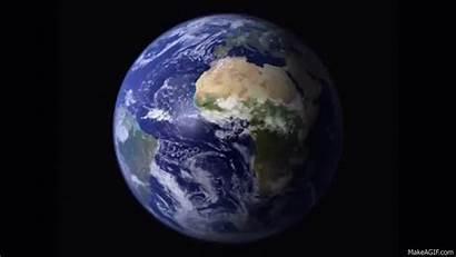 Earth Rotating Nasa