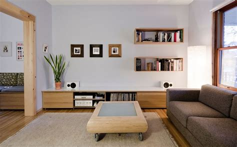 How To Decorate Open Shelves In Living Room : A Trendy Variation On Open Shelves