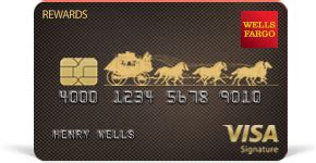well fargo card design visa signature card benefits rewards fargo
