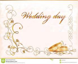carte de mariage carte de mariage de cru photo stock image 19397810