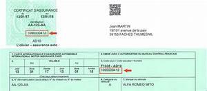 Maaf Assistance Numero : num ro de carte verte constat pin attestation dassurance on pinterest devis assurance auto ~ Gottalentnigeria.com Avis de Voitures