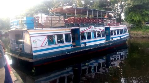 Boat Jetty Service by Kerala Water Transport Department Alappuzha Boat Jetty