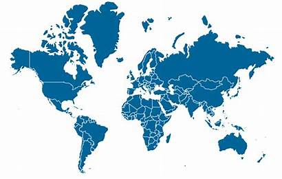 Countries Fighting Malnutrition Map Vision